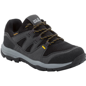 Jack Wolfskin MTN Attack 3 Texapore Chaussures à tige basse Enfant, burly yellow xt